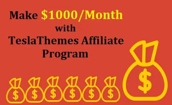 TeslaThemes Affiliate Program