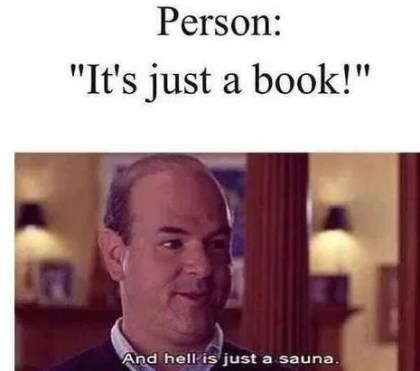 It Just a book
