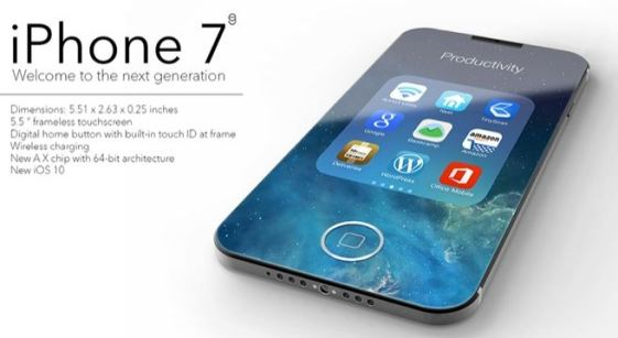 iPhone 7 Mobile