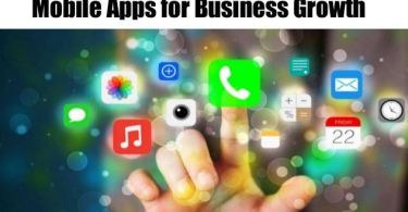Business Growth Mobile Apps