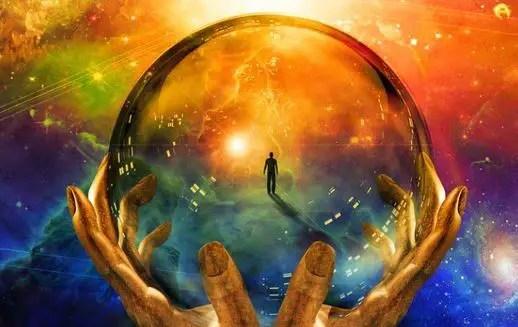 Universe- A part of God