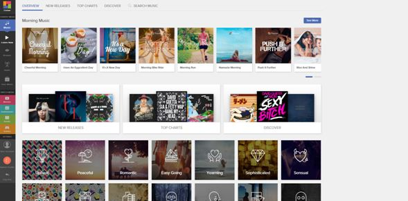 Playster Music