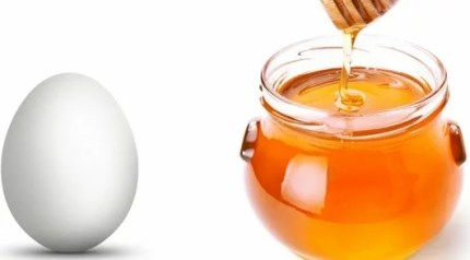 Egg with Honey