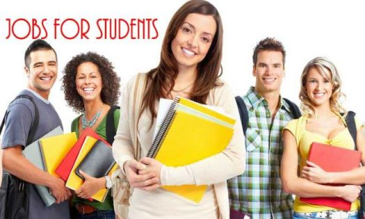 High paying part time jobs for collage students