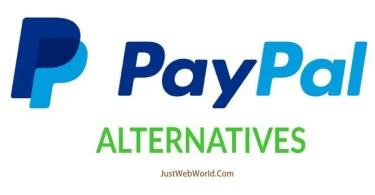 Paypal alternatives for sending money