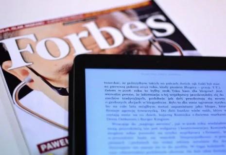 Creating an online magazine