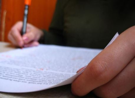 Write a scholarship essay
