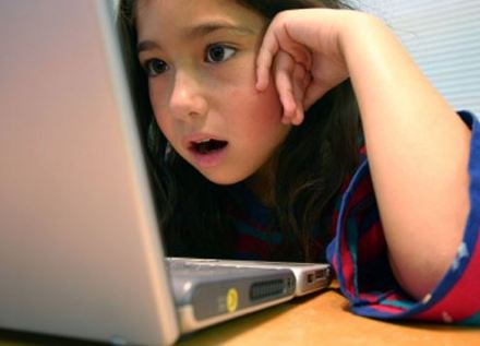 Monitor your children's online behavior