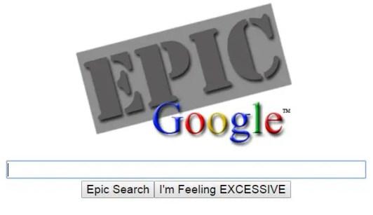 Google epic mrdoob