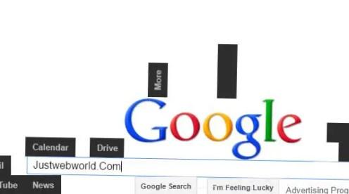 Google Flat Fall Trick