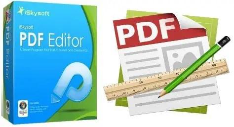 iSkysoft PDF Editor Pro for Mac
