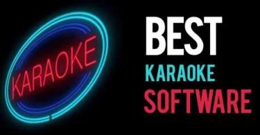 Best Karaoke Softwares for Computers