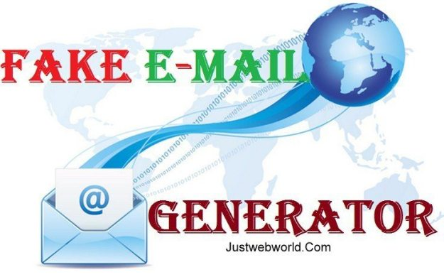 Online Fake Email Generator Sites
