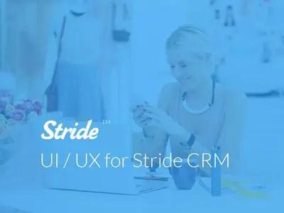 Stride CRM