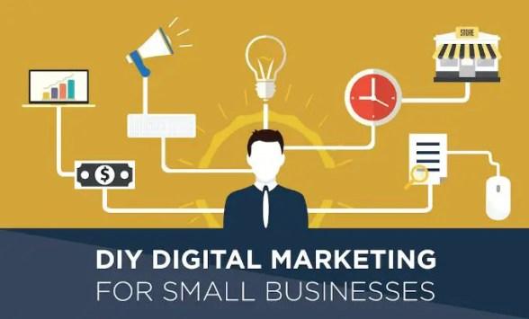 DIY Digital Marketing Strategy