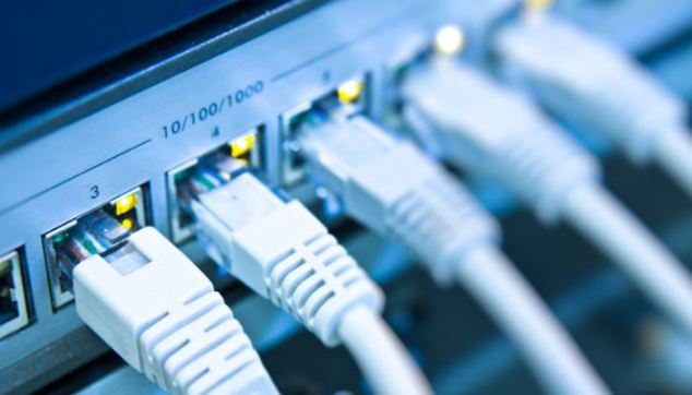 Contact Internet service provider