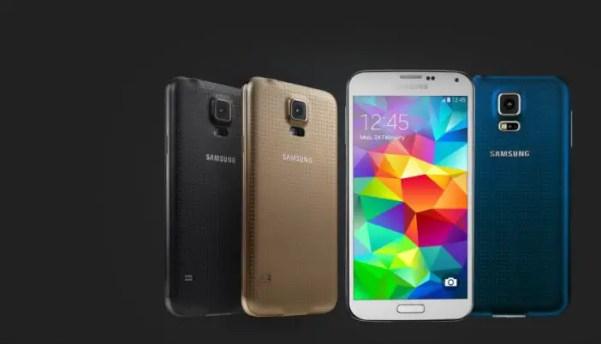 Samsung Galaxy S5 Exchange Offer
