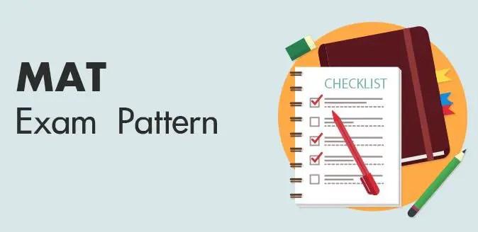 MAT Syllabus and Exam Pattern