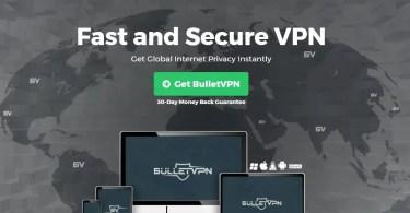 BulletVPN Secure VPN