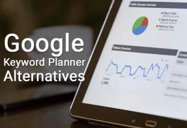 Google Keyword Planner Alternatives