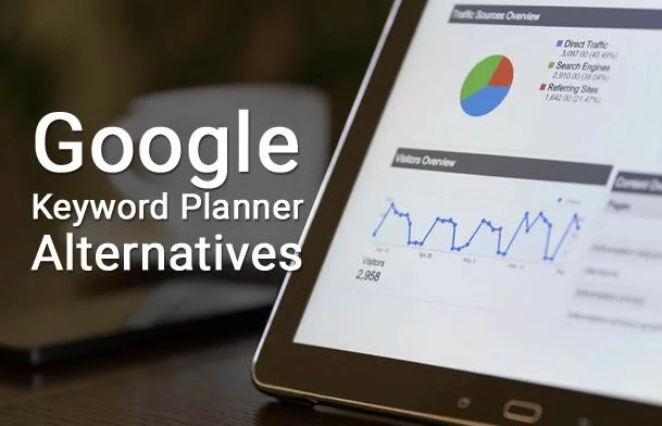 Free Google Keyword Planner Alternatives