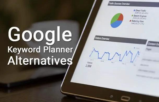 Free Google Keyword Planner Alternatives