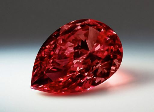 The Moussaieff Red Diamond - Rarity in Red