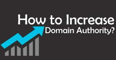 How to Boost Your Domain Authority