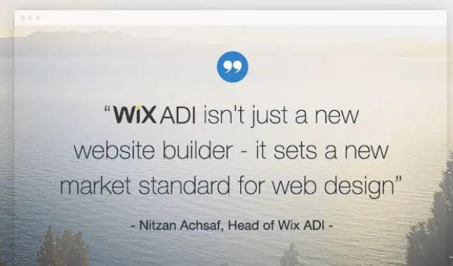 Wix ADI: Design AI That Will Change Website Creation