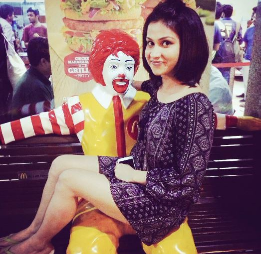 MTV Roadies 8 Winner – Aanchal Khurana