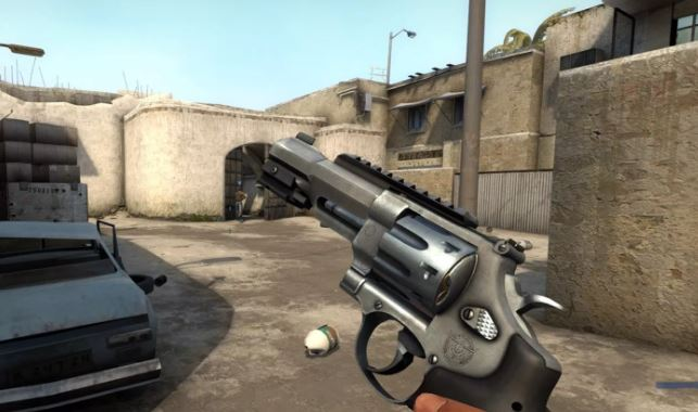 Counter-Strike: Global Offensive Multiplayer Shooter Video Game
