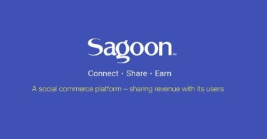Sagoon - Connect. Share. Earn