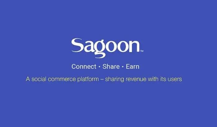 Sagoon - Connect. Share. Earn
