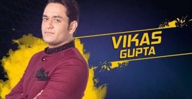 Vikas Gupta - Indian television producer