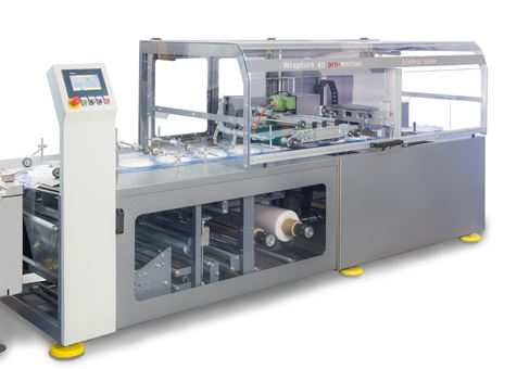 Parts of Shrink Wrapping Machines