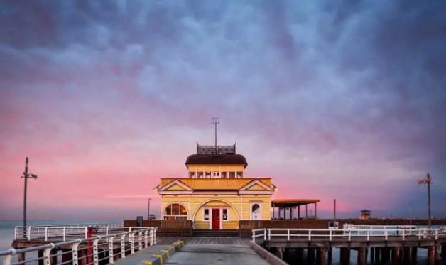 St Kilda Pier Sunrise