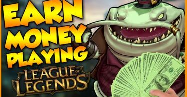Earn Money Playing League of Legends