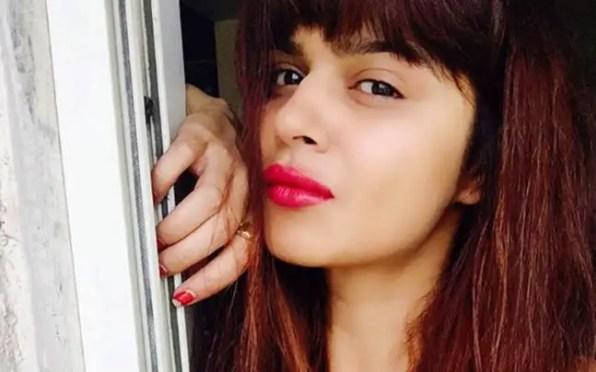Television Actress Aashka Goradia