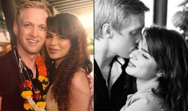 Aashka Goradia And Brent Goble's Hindu Wedding