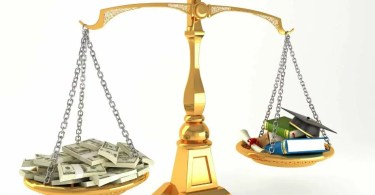 The Relationship Between Education and Wealth