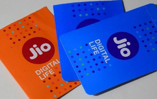 Jio 4G LTE Network