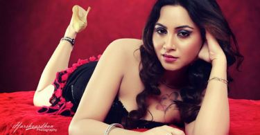Arshi Khan (Indian model)