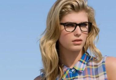 Buying eyewear online