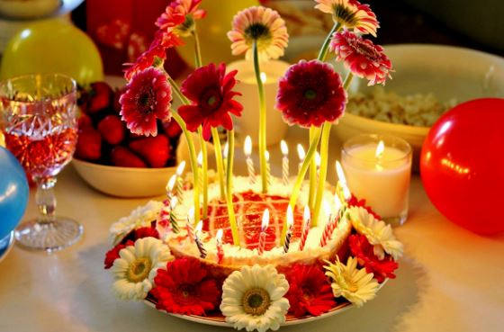 Online Cake and Flowers Gift