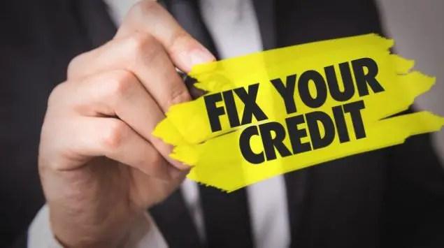 Fix Poor Credit Score
