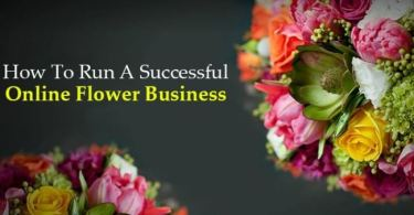 Start a Flower Shop Business Online