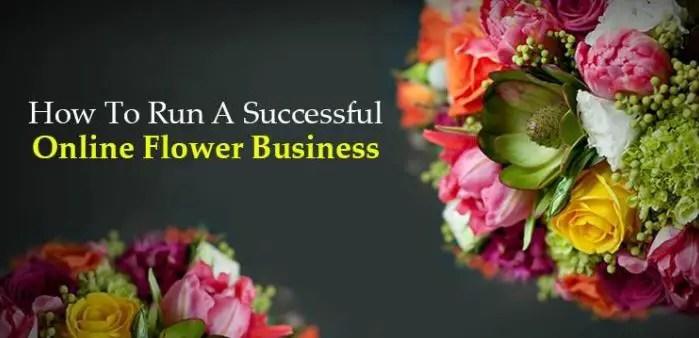 Start a Flower Shop Business Online