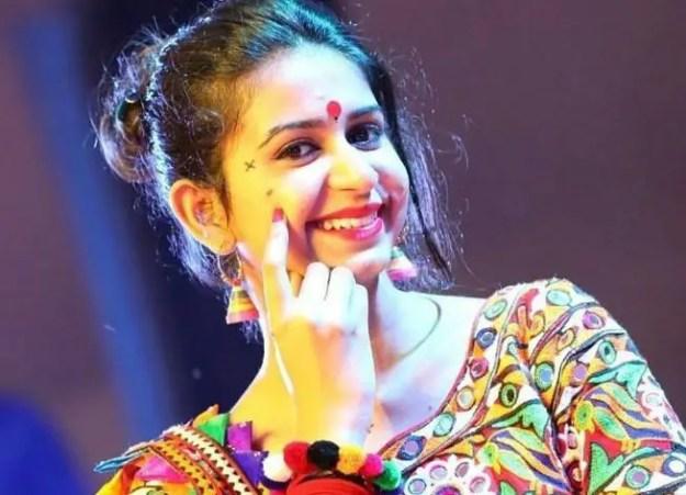 Kinjal Dave Gujarati Singer