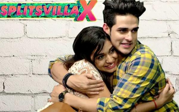 Splitsvilla 10: Priyank Sharma & Divya Aggarwal
