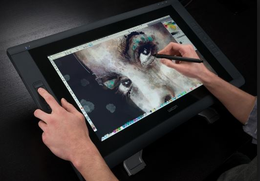 Drawing Monitor (Tablets) For Artists & Graphic Designers